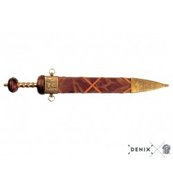 Denix 4140 Roman Sword, gladius hispaniensis. First C. b.C.