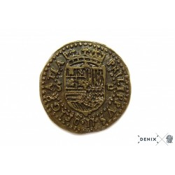 Denix 71 Gold doubloon