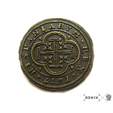 "Denix 73 Gold 100 ""escudos"""