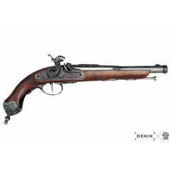 Denix 1013/G Italian pistol Brescia, 1825. Gray
