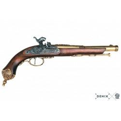 Denix 1013/L Italian pistol Brescia, 1825. Brass