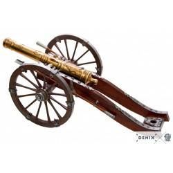 Denix 414 Louis XIV cannon, France 18th. C.