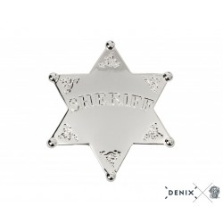 Denix 7101 Sheriff star badge