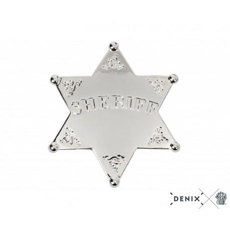 Denix 7101 Sheriff star badge