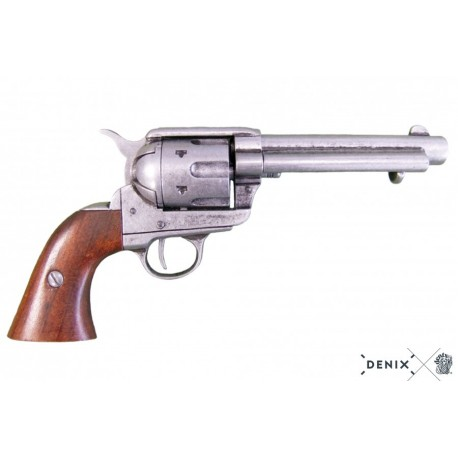 """Denix 1106/G Revólver Cal.45 Peacemaker 5½"""", USA 1873"""