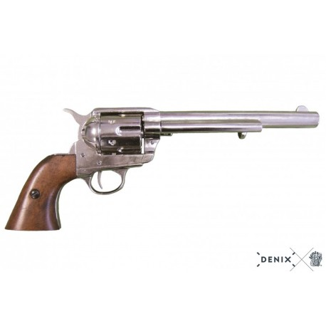"Denix 1107/NQ Cal.45 Peacemaker revolver 7½"", USA 1873"