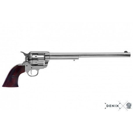 "Denix 6303 Cal.45 Peacemaker revolver 12"", USA 1873"