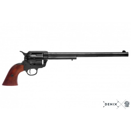 "Denix 7303 Cal.45 Peacemaker revolver 12"", USA 1873"