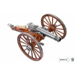 Denix 445 Civil War cannon, USA 1857