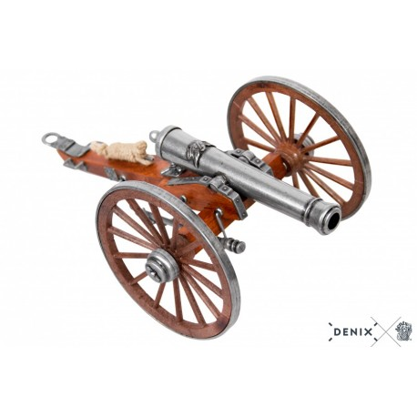 Denix 445 Civil War cannon, USA 1857