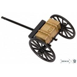 Denix 447 Civil War limber, USA 1857