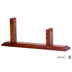Denix 808 Wooden stand for revolvers