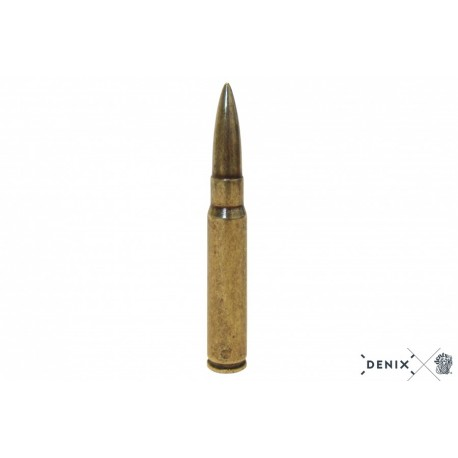 Denix 60 Mauser K98 rifle bullet