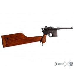 Denix 1025 C96 pistol, Germany 1896