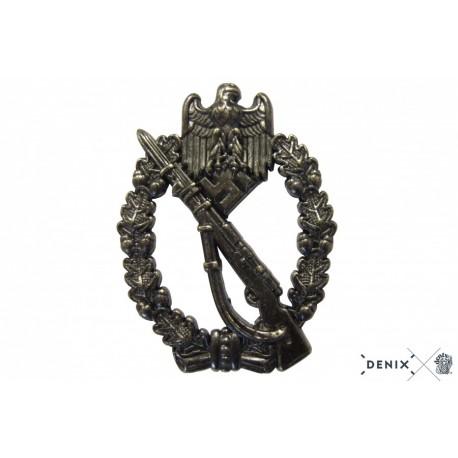 Denix 5155 Infantry assault badge