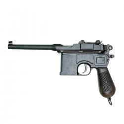 "Denix 1024 Mauser 1898 ""Broomhandle"" Mauser Pistol"
