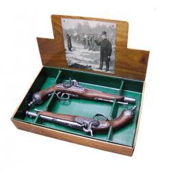 Denix 2-1013/G 2 Italian Dueling Pistols, 1825