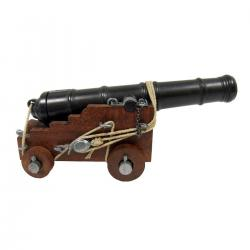 Denix 407 British naval cannon, 18th. Century