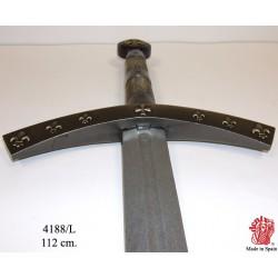 Denix 4188/L Hugo de Payens sword, France 1118
