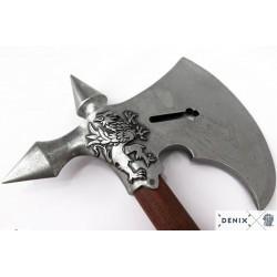 Denix 1601 Battle axe, France 15th. C.