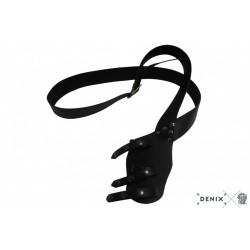 Denix 713 Leather sword belt