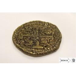 Denix 70 Gold doubloon