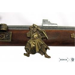Denix 10 Samurai hanger