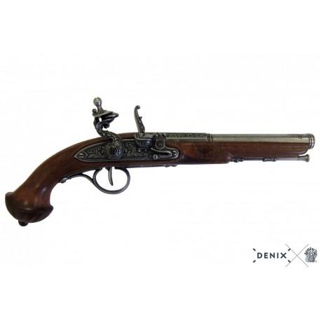 Denix 1300 Flintlock pistol, 18th. C.