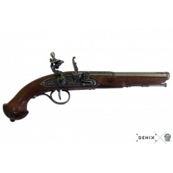 Denix 5300 Flintlock pistol, 18th. C.