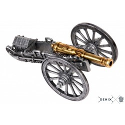 Denix 420 Napoleon cannon, France 1806