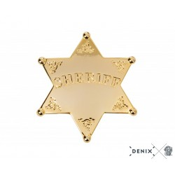 Denix 5101 Sheriff star badge