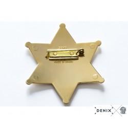 Denix 5101 Sheriff star badge
