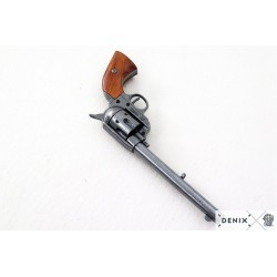 """Denix 1107/G Cal.45 Peacemaker revolver 7½"""", USA 1873"""