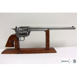 "Denix 1303 Cal.45 Peacemaker revolver 12"", USA 1873"