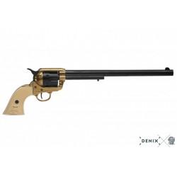 """Denix 5303 Cal.45 Peacemaker revolver 12"""", USA 1873"""