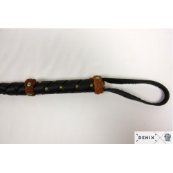 Denix 726 Leather whip
