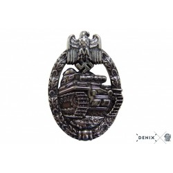 Denix 154 Tank assault badge
