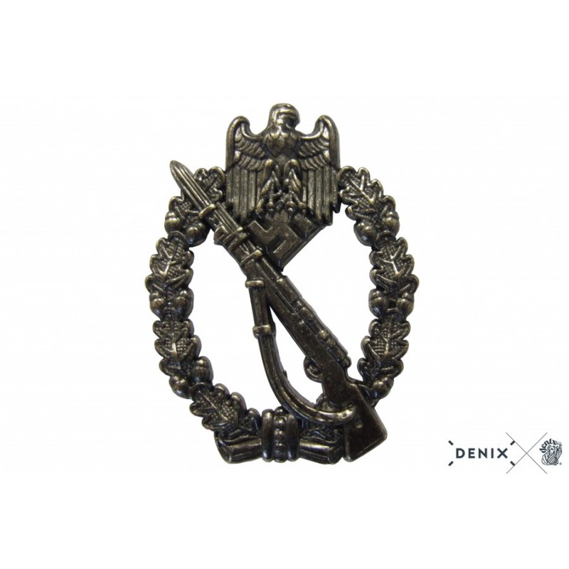 Denix 5155 Infantry assault badge