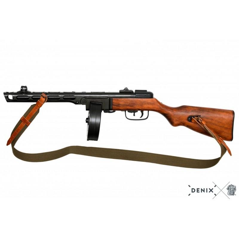 Denix 9301 PPSh-41 submachine gun, Soviet Union 1941
