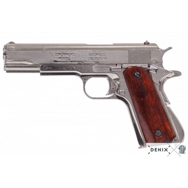 Denix 6312 M1911A1 automatic .45 pistol,USA 1911