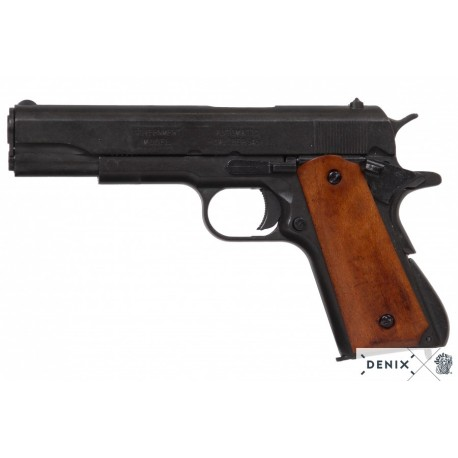 Denix 9312 M1911A1 automatic .45 pistol,USA 1911