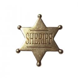Denix 106 Six point ball tipped star badge