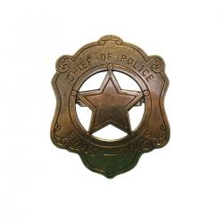 Denix 110 Chief of police badge