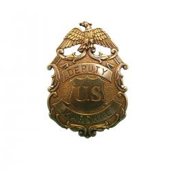 Denix 112/L Eagle marshal badge