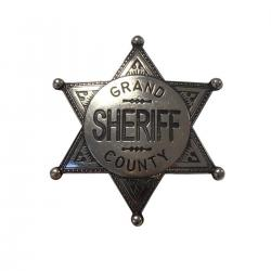 Denix 113/NQ Grand County Shefiff badge