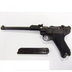 "Denix 1145 Luger P08 Parabellum 8"" pistol Germany 1898"